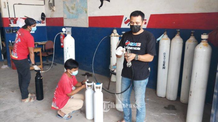 Wamenkes: Kebutuhan Oksigen Meningkat 5 Kali Lipat