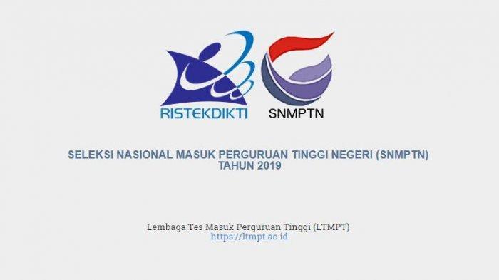 SNMPTN 2019- Susah Masuk Web snmptn.ac.id? Simak Tata Cara & Panduan Pendaftaran SNMPTN 2019 Di Sini