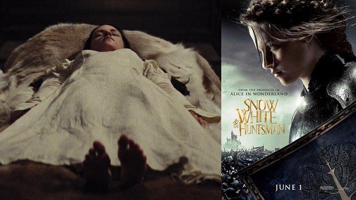 Sinopsis Film Snow White and The Huntsman Tayang di Big Movie GTV Malam Ini, Minggu 26 April 2020