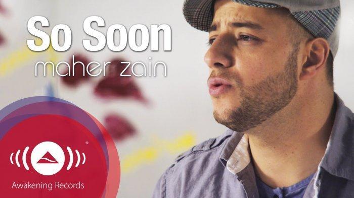 Chord Gitar dan Lirik Lagu So Soon - Maher Zain