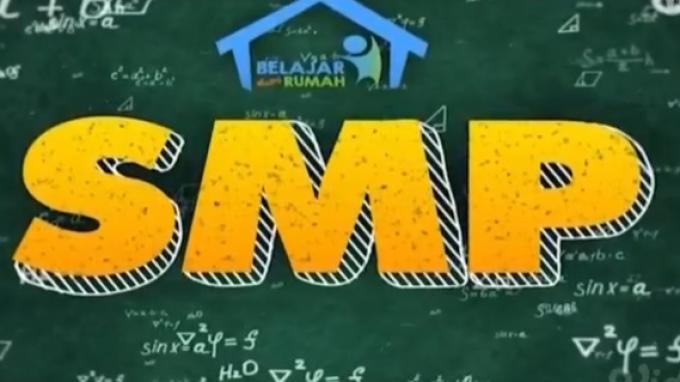 Soal Belajar dari Rumah TVRI untuk SMP, Rabu 22 April 2020, Lengkap dengan Rekap Materi.