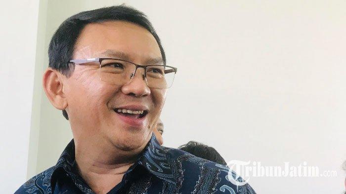 Soal Pilwali Surabaya 2020, Ahok Bongkar Tugas Partai Untuknya, Bakal Gantikan Wali Kota Risma?