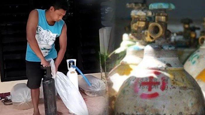 Heboh Tabung Oksigen Palsu Gemparkan Tulungagung, Polda Jatim Tancap Gas Turun Tangan