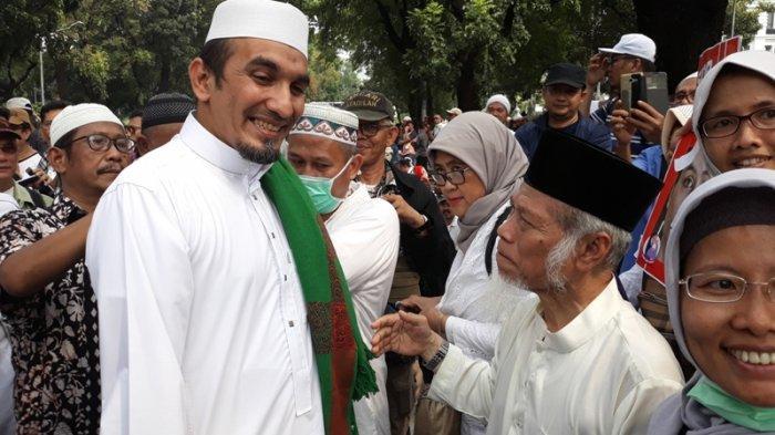 Kasus Kerumunan Petamburan, Kejaksaan Tahan Mantan Ketua Umum FPI Shabri Lubis