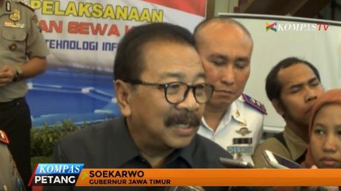 Pakde Karwo Tidak Masuk dalam Struktur Pemenangan Prabowo-Sandi di Jawa Timur