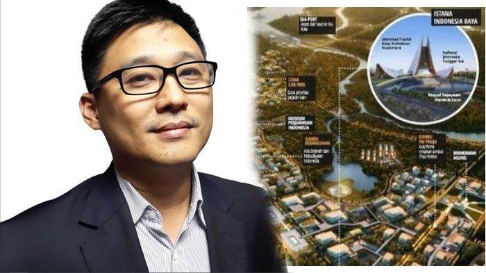Profil Sofian Sibarani Arsitek Hebat sang Pembuat Konsep Nagara Rimba Nusa, Wajah Baru Ibu Kota