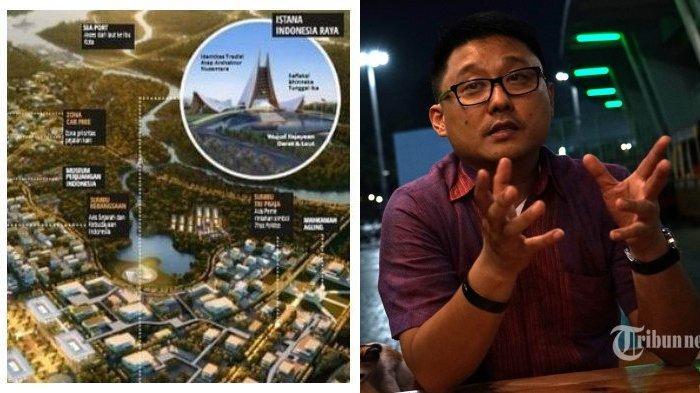 Sofian Sibarani, Arsitek Hebat Pemenang Sayembara Desain Ibu Kota Baru, Usung Tema Nagara Rimba Nusa