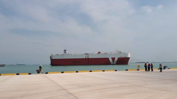 Besok, Soft Launching dan Pengoperasian Perdana Pelabuhan Internasional Patimban
