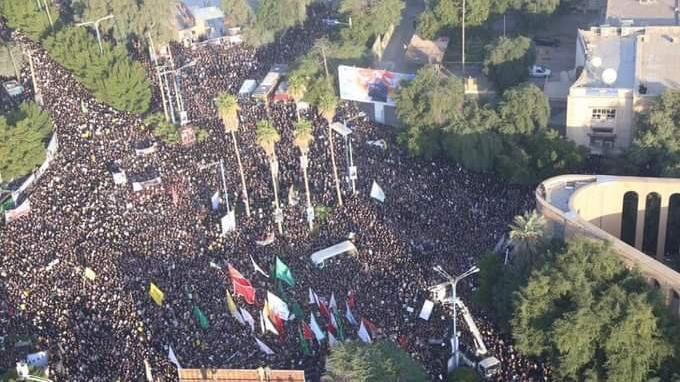 KALEIDOSKOP Internasional 2020: Pembunuhan Jenderal Iran, Perang di Asia Tengah hingga Pandemi Covid