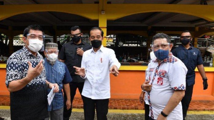 Solmet Dampingi Petani Laporkan Masalah Tanah 947 HA di Riau ke Presiden Jokowi