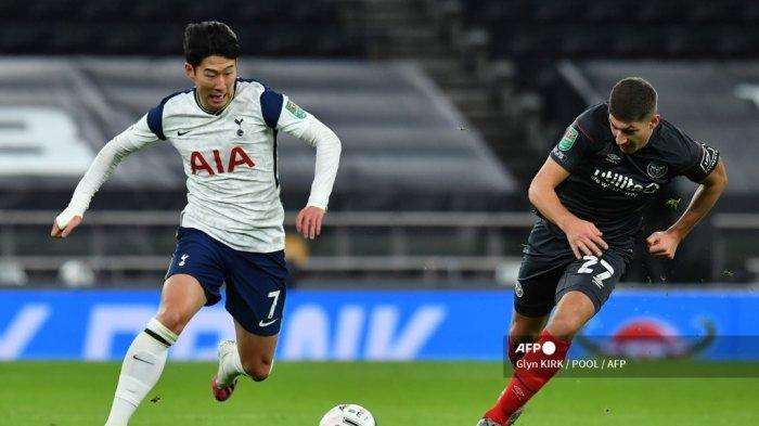 4 Fakta Menarik Laga Carabao Cup Spurs vs Brentford: Son Sita Perhatian, Mourinho Ukir Catatan Indah