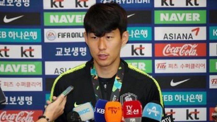 Pulang dari Asian Games, Son Heung-Min Disambut Bak Pahlawan