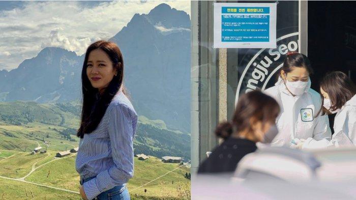 Son ye jin sumbang 100 juta won