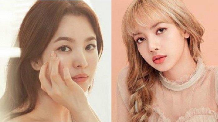 Lisa Blackpink Jadi Perempuan Tercantik Nomor 1 di Asia Tahun 2019, Song Hye Kyo Nomor 85