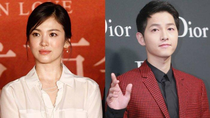 Resmi Bercerai, Song Hye Kyo Hapus Semua Fotonya dengan Song Joong Ki di Instagram