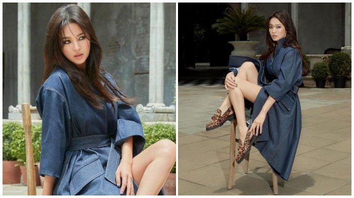 Song Hye Kyo Kembali ke Media Sosial setelah Lama Vakum sejak Perceraiannya dengan Song Joong Ki