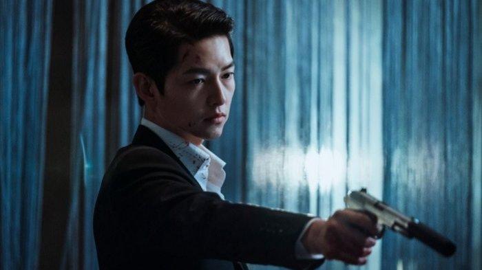 Drama Vincenzo Raih Rating Tinggi, Song Joong Ki Bicara Kemungkinan Season 2