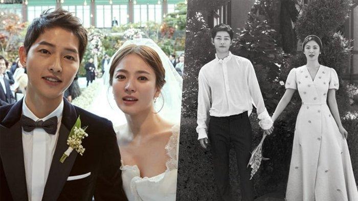 Proses Mediasi Perceraian Song Hye Kyo dan Song Joong Ki Dikabarkan Hanya Berlangsung 5 Menit