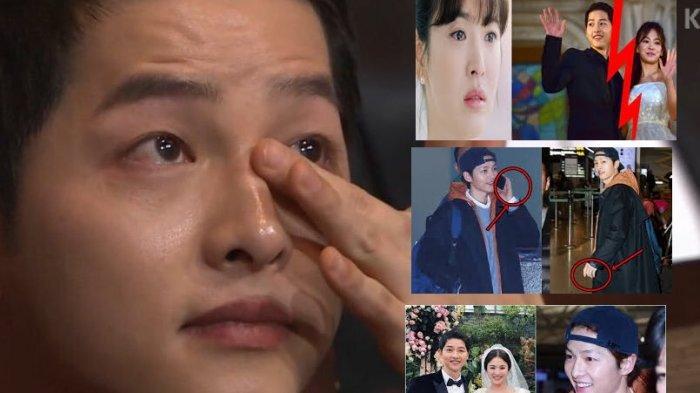 Resmi Cerai dari Song Joong Ki, Song Hye Kyo Buang 2 Foto Terakhir Mereka di Instagram