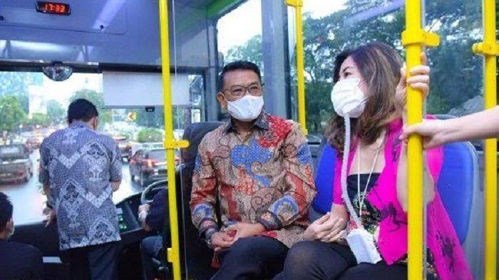 Kesan Sonia Wibisono Saat Moeldoko Nyatakan Tekadnya Hidupkan Penggunaan Bus Listrik