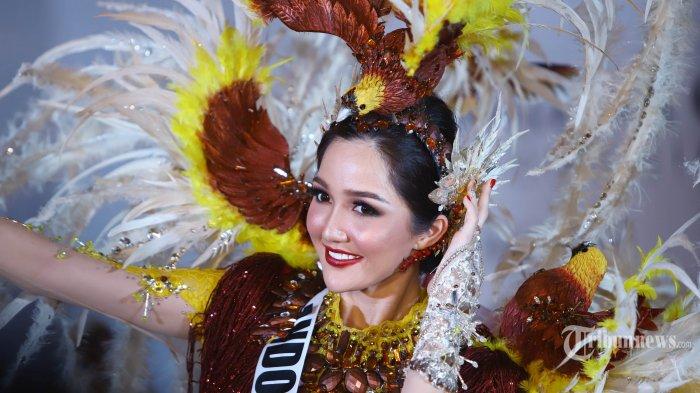 Puteri Indonesia 2018 Bakal Pamer Kostum Seberat 9 Kg di Ajang Miss Universe
