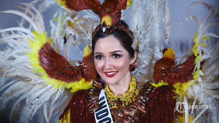 Ini Persiapan Sonia Fergina Citra Maju ke Panggung Miss Universe 2018