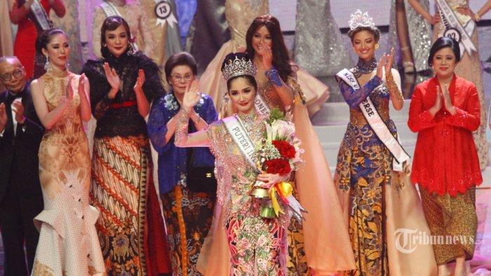 Sonia Fergina Citra Dinobatkan Jadi Puteri Indonesia 2018, Netizen Ungkapkan Rasa Kecewa