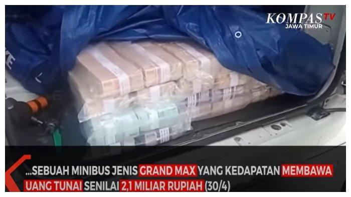 Bawa Uang Rp 2,1 Miliar Tanpa Pengawalan dan Dokumen, Seorang Sopir Diamankan Polisi di Tol Ngawi