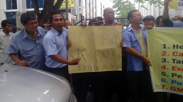 Para Sopir Taksi Minta Kepala Keamanan Bandara Kualanamu Dicopot