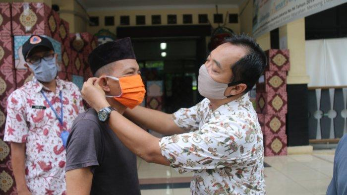 Kadinkes DKI: Perilaku 3M Efektif Kurangi Risiko Tertular COVID-19