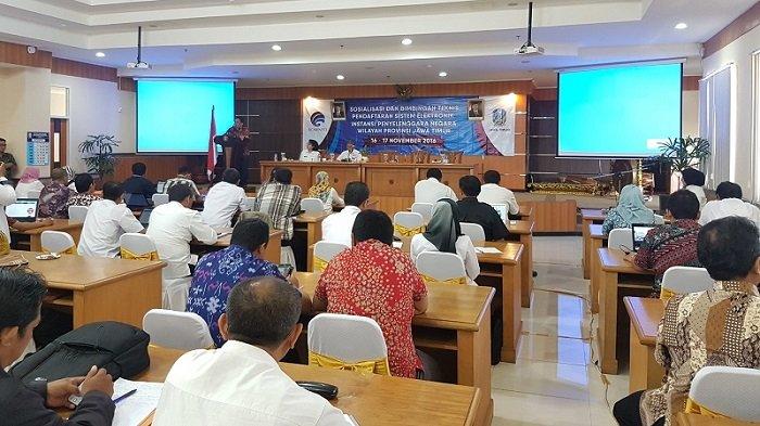 Penyelenggara Negara Bersinergi Implementasikan e-Government