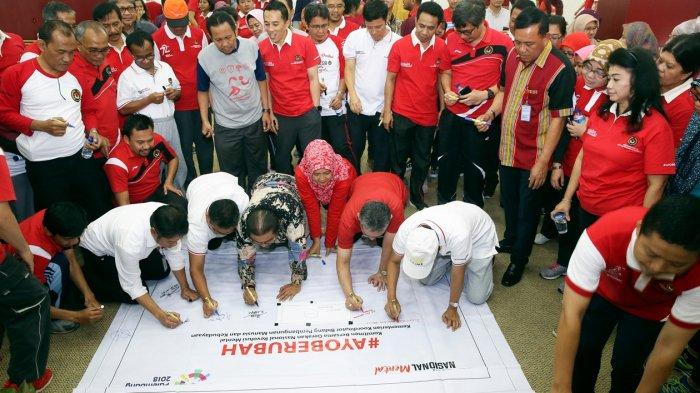 Peran Revolusi Mental Sebagai Lokomotif Perubahan Indonesia