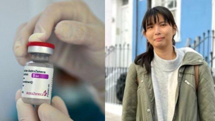 Banyak Warga Indonesia Takut Vaksin, Ini Pesan Carina Joe Ilmuwan RI Dibalik Vaksin AstraZeneca