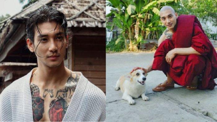 SOSOK Paing Thakon, Aktor dan Model yang Ditangkap Militer Myanmar, Pernah Dijuluki Biksu Tertampan