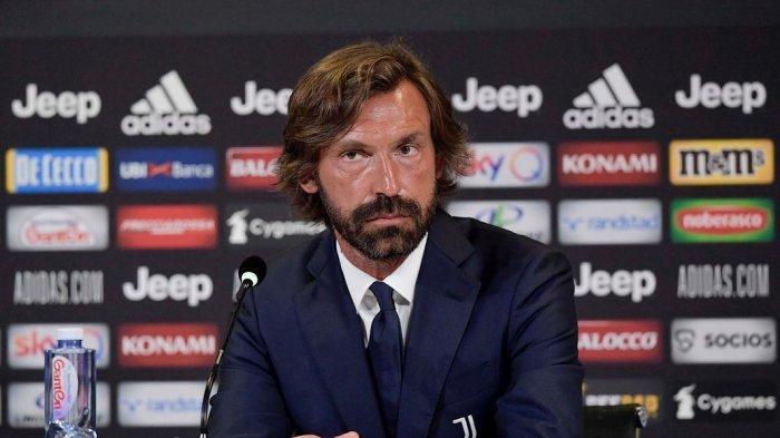 Andrea Pirlo di Mata Pemain Juventus, Rabiot: Pelatih yang Sempurna