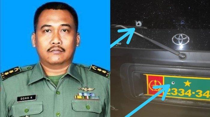Perwira TNI Ditembak - Kekasih Letkol CPM Dono Kuspriyanto Ceritakan Kenangan Terakhir