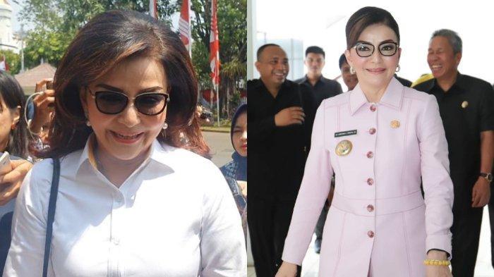 Datang ke Istana Jelang Pengumuman Menteri Jokowi, Siapa Tetty Paruntu? Latar Belakangnya Memukau