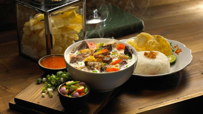 Ribuan Makanan Nusantara Dihadirkan, Pekan Raya Indonesia Jadi Surga Bagi Pecinta Kuliner