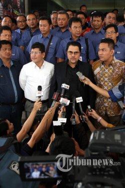 SP JICT Bikin Suasana Rapat Pansus Pelindo II Menjadi Bergemuruh