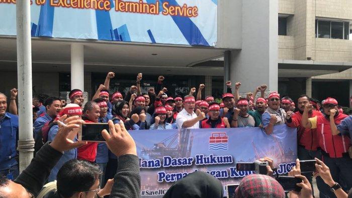 SP JICT Dinilai Berhasil Terapkan Model Social Movement Union