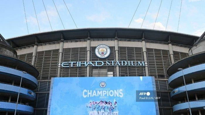 HASIL LIGA INGGRIS: Manchester City Resmi Juara, Guardiola Selevel dengan Legenda Liverpool