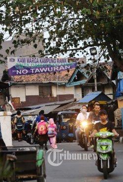 Usai Lebaran, Tawuran Warga Kembali Terjadi di Jakarta