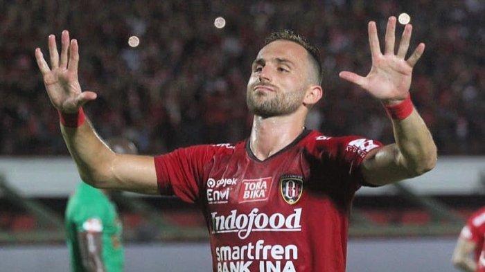 Persib Bandung Dikabarkan Akan Datangkan Ilija Spasojevic, Gantikan Peran N'Douassel