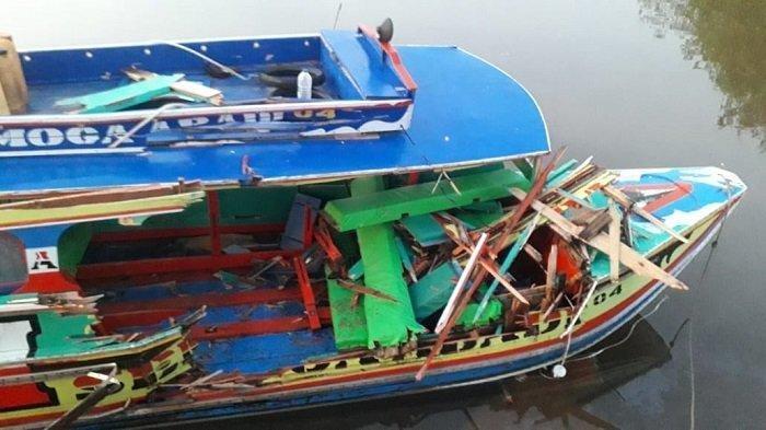 Kronologis Dua Speedboat Tabrakan di Sungai Lalan Muba, Serang Irwandry Belum Ditemukan