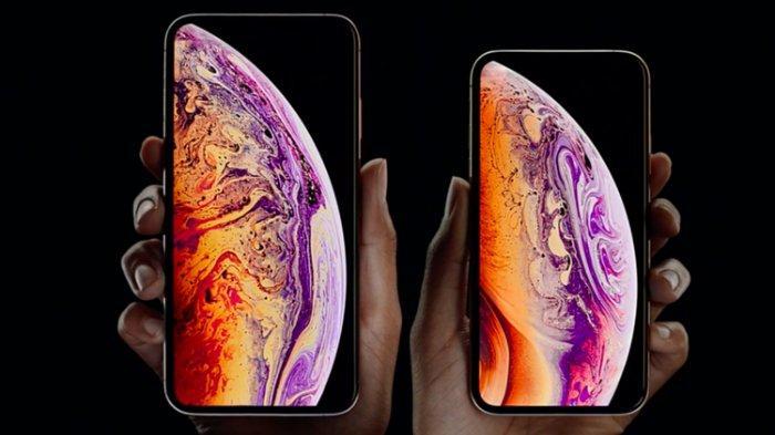 Spesifikasi dan harga resmi iPhone XS, iPhone XS Max, dan iPhone XR yang sudah bisa dipesan hari ini, Jumat (7/12/2018)