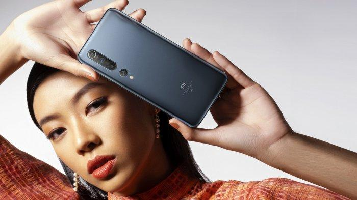 Xiaomi Mi 10 (Siaran Pers Xiaomi)