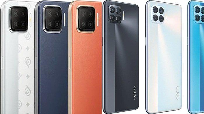 Resmi Meluncur, Berikut Spesifikasi Oppo F17 dan F17 Pro, Dibekali 4 Kamera & Layar Super AMOLED