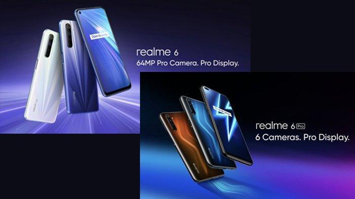 Harga, Spesifikasi Realme 6 & Realme 6 Pro Mulai Rp 2,5 Juta, Versi Pro Ditenagai Snapdragon 720G