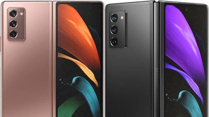Spesifikasi Samsung Galaxy Z Fold 2, Ponsel Lipat dengan Layar Infinity-O & Chipset Snapdragon 865+