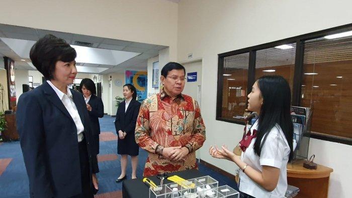 Sekolah Pelita Harapan dan Kadin Sinergi Dorong Percepatan Industri 4.0